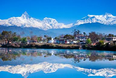 尼泊尔Nepal 从未停止爱与和平的众神之国(8日行程)