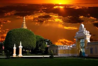 多面柬埔寨暹粒吴哥 金边 西哈努克深度环线(7日行程)