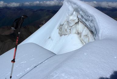 雪山之巅 那玛峰5588米攀登(6日行程)