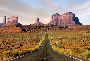 美国西部自驾2018年上半年线路 美西自驾 1号 66号公路(14日行程)