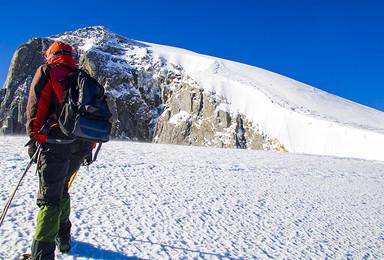 2018年 哈巴 5396攀登活动 1比1协作(4日行程)