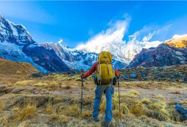 尼泊尔徒步旅行 尼泊尔ABC Poon Hill小环线(13日行程)
