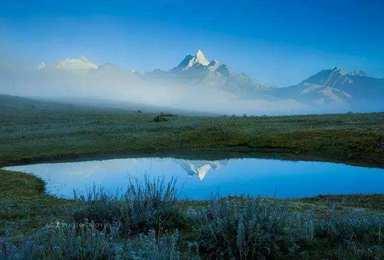 川西环线 探索格聂腹地 徒步肖扎湖 发现措普沟 游川西环线(10日行程)
