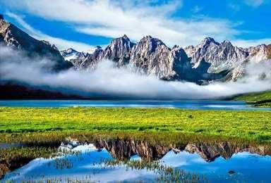 川西环线 年保玉则 莫斯卡 党岭 色达 丹巴藏寨(9日行程)