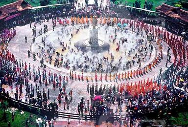 元阳 西双版纳 热带植物园 告庄奇异民族风情 4月泼水节(8日行程)