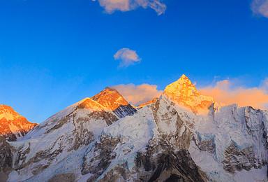 探访世界之巅 尼泊尔珠峰南坡大本营EBC徒步(14日行程)