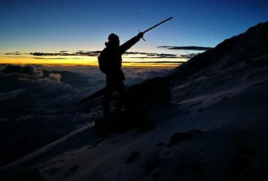 2018全年哈巴雪山攀登 一比一高山协作 接受私人订制(4日行程)