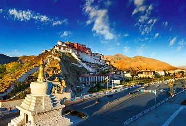 西藏 探秘藏东南 世外桃花源 雪域桃花相映红(8日行程)