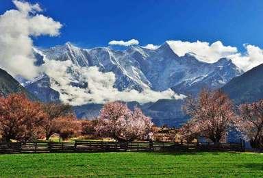 云南西藏自驾 丙察察路线进藏 看最美的林芝桃花节(10日行程)