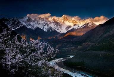 滇藏自驾 林芝桃花节 从最原始的线路进藏 以最完美的方式看花(10日行程)