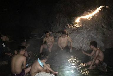 寒冬里的野温泉(2日行程)