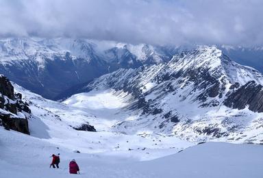 尝试5000米级 初级技术雪山攀登 四姑娘山三峰(4日行程)