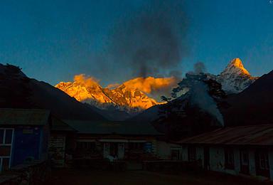 朝圣之旅 尼泊尔珠峰南坡大本营EBC徒步(14日行程)