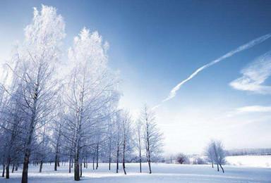 走进冰雪王国 感受雪地浪漫 东北户外深度游(7日行程)