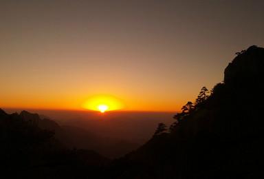 1月26至28日在最美的时候去黄山 赏日出日落(3日行程)