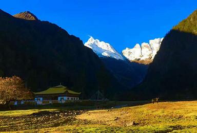 一年仅此4期 雨崩春节过年 走进藏民的家(6日行程)