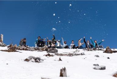 玉龙雪山徒步(1日行程)