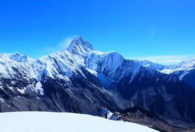 贡嘎雪山 那玛峰5588米攀登(6日行程)