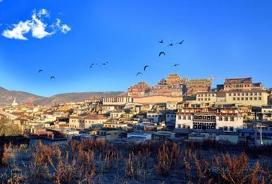 深度游探秘滇藏茶马古道风景道 一场触及灵魂的旅行(5日行程)