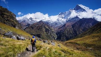 2018行走喜马拉雅 尼泊尔之经典ABC徒步(12日行程)