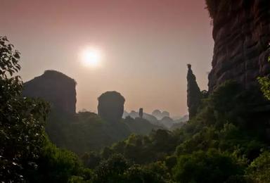 丹霞秘境 走进大丹霞深处 惊现阿凡达 潘多拉星球悬浮山美景(3日行程)
