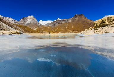 尼泊尔EBC 探访世界之巅 世界顶级徒步圆梦之旅(14日行程)