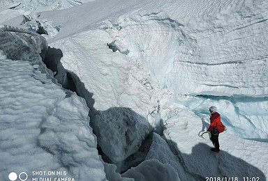 逍遥客独家 未登峰 金银山 6410米首登安排(10日行程)