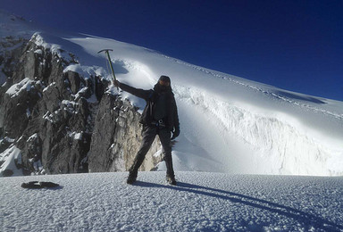2018年 哈巴雪山行走在云端 5396攀登安排(4日行程)