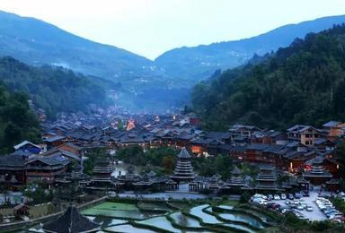 探访魅力黔东南 一片令人向往的心灵栖息地(7日行程)