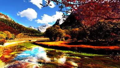 致敬318川藏稻城亚丁雅鲁藏布大峡谷拉姆山南大三角(10日行程)