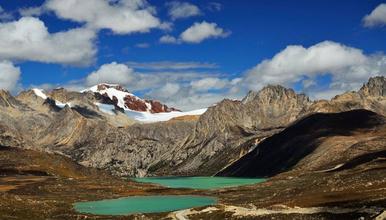 膜拜317 致敬318川藏雅鲁藏布大峡谷拉姆拉措山南(11日行程)