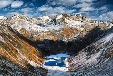 318川藏稻城亚丁雅鲁藏布大峡谷拉姆拉措山南大三角(10日行程)