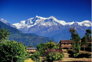 尼泊尔Poon hill ABC小环线徒步 精品游(17日行程)
