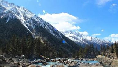 梅里雪山外环线 穿越丙察察 怒江 雨崩村 最原始的进藏路(13日行程)