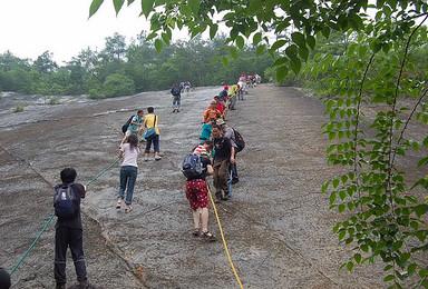 3月3至4日休闲野营体验纪龙山探洞(2日行程)