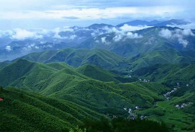 江南第一山 莫干山 太湖(1日行程)
