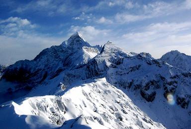 雪线之上 四姑娘山 大峰攀登(3日行程)