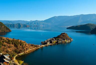 云南滇西北全景 囊括滇西北精华景点 摄影骑行徒步多种主题体验(7日行程)