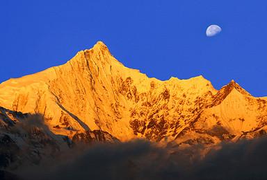 梅里大外传 茶马古道 那年转山只为贴着你的温暖(12日行程)