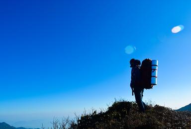 2019年4至5月 杜鹃花开 哀牢山原始森林徒步穿越(6日行程)