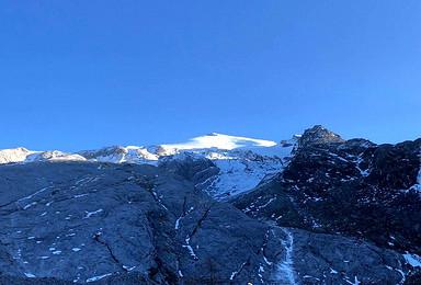 哈巴雪山攀登活动行程安排 等你来挑战(4日行程)