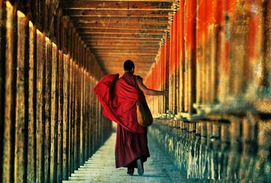 腾格里沙漠穿越之旅追寻仓央嘉措的足迹 聆听仓央嘉措玄妙情诗(2日行程)