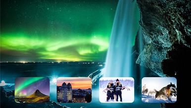 北欧三国 音乐会圣地捕捞帝王蟹芬兰浴诺贝尔和平中心荒野晚餐(10日行程)