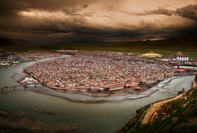 藏北精华 探索藏北秘宗 走进康巴文化孤岛(9日行程)