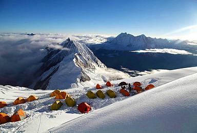 MCT尼泊尔 马纳斯鲁Manaslu大环线 徒步世界第八高峰(16日行程)
