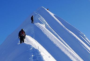 6000米技术型雪山尼泊尔岛峰Island Peak攀登计划(13日行程)