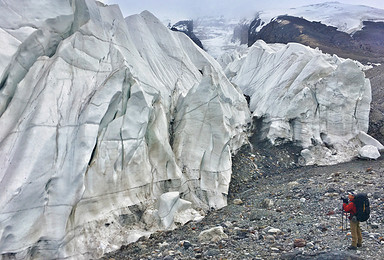 触摸冰川 新疆南疆帕米尔高原卡拉库里湖 慕士塔格峰轻装徒步(9日行程)
