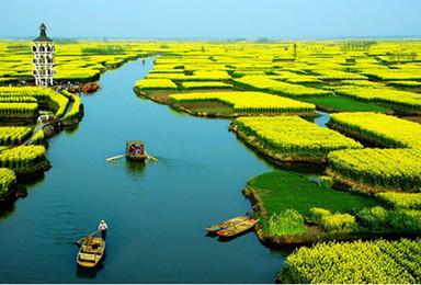 扬州水上千岛油菜花(4日行程)