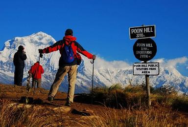世界第一顶级徒步线圆梦之旅   尼泊尔安娜普尔纳大环线ACT(20日行程)