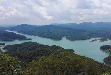 周日 0318登狮头山赏长江水库徒步 中山(1日行程)